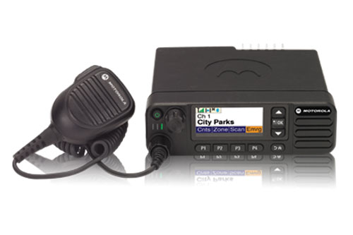 Motorola XPR 5550e Mobile Two-Way Radio