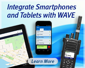 Wave smartphone and tablet integration