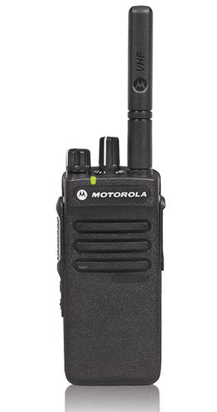 Motorola XPR 3300e Portable Two-Way Radio