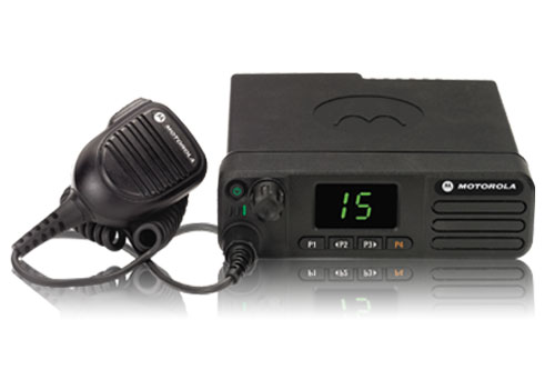 Motorola XPR 5350e Mobile Two-Way Radio